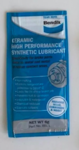 BENDIX CERAMASIL SYNTHETIC LUBRICANT GREASE